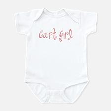 Cart Girl Infant Bodysuit