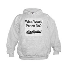 What Would Patton Do? Hoodie
