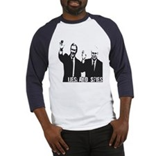 Lies and Spies Baseball Jersey