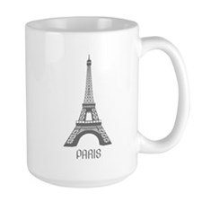 Jtaime Paris Mug