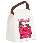 Bad Mom Day Canvas Lunch Bag