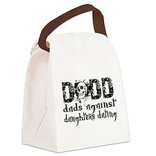 DADD Skull Canvas Lunch Bag