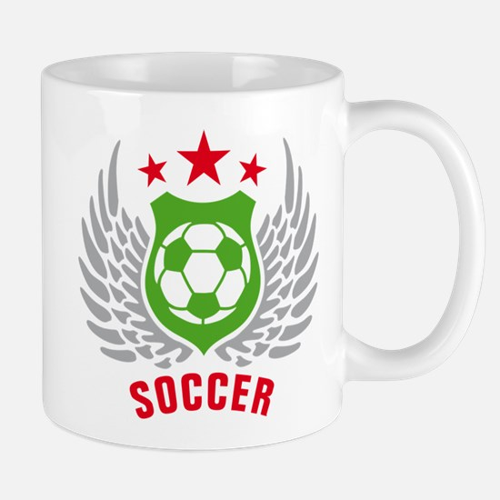 soccer star wings Mug