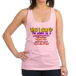 whenigrowup.png Racerback Tank Top