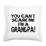 gpascare2.png Square Canvas Pillow