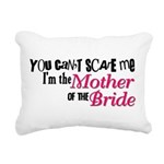 Mother of the Bride Rectangular Canvas Pillow