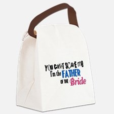 fatherbridde.png Canvas Lunch Bag