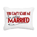 married.png Rectangular Canvas Pillow