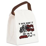 grandpabroughtit.png Canvas Lunch Bag