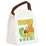 Born Honest Canvas Lunch Bag
