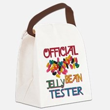 Jelly Bean Tester Canvas Lunch Bag