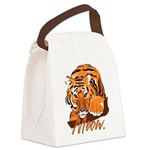 meow.png Canvas Lunch Bag