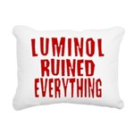 luminol3.png Rectangular Canvas Pillow