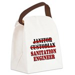 great aunt.png Canvas Lunch Bag