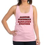 great aunt.png Racerback Tank Top