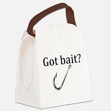 got bait.png Canvas Lunch Bag