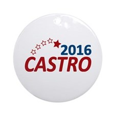 Julian Castro 2016 Ornament (Round)