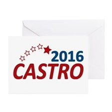Julian Castro 2016 Greeting Cards (Pk of 10)