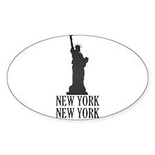NY Liberty Decal