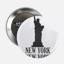 "NY Liberty 2.25"" Button"
