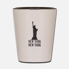 NY Liberty Shot Glass