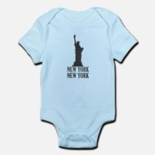 NY Liberty Infant Bodysuit