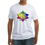 Ashtar Logo 7 Fitted T-Shirt