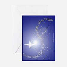 Silent Night Greeting Cards (Pk of 10)