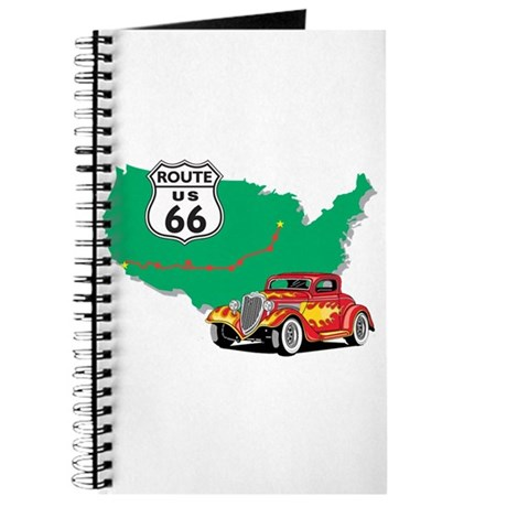 Route 66 With Red Hot Rod Journal