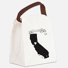 Sacramento.png Canvas Lunch Bag