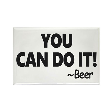 You can do it beer magnets by etopix - What you can do with magnets ...