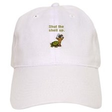 Shut the Shell up. Baseball Cap