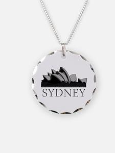 Sydney Opera Necklace