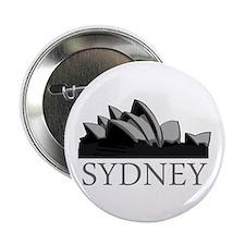 "Sydney Opera 2.25"" Button (100 pack)"