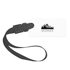 Sydney Opera Luggage Tag