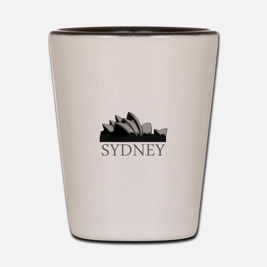 Sydney Opera Shot Glass