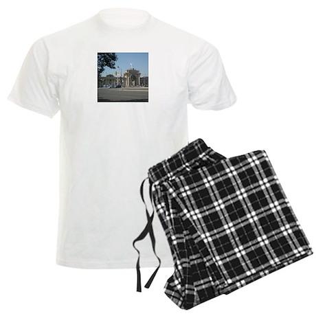 Exihibition Place-Toronto Men's Light Pajamas