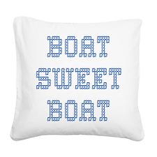 Boat Sweet Boat Cabin Pillow