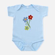 HOPe Flowers Infant Bodysuit