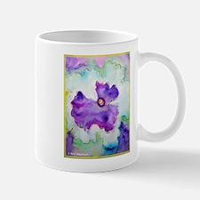 Pansy! Flower art! Mug