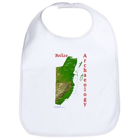 Maya Archaeology - Belize Bib