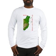 Maya Archaeology - Belize Long Sleeve T-Shirt