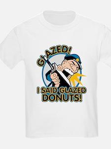 Police Glazed Donuts T-Shirt