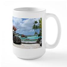 Bora Bora Tropical Paradise Mug