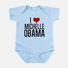I Love Michelle Obama Infant Bodysuit