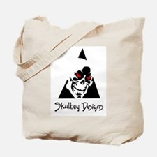 Skulboy Designs logo Tote Bag