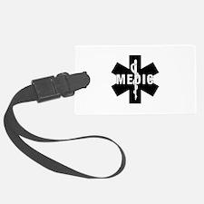 Medic EMS Star of L... Luggage Tag