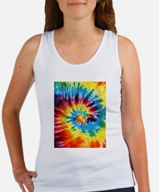 Tie Dye! Women's Tank Top