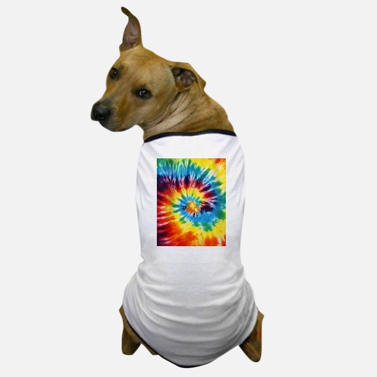 Tie Dye! Dog T-Shirt