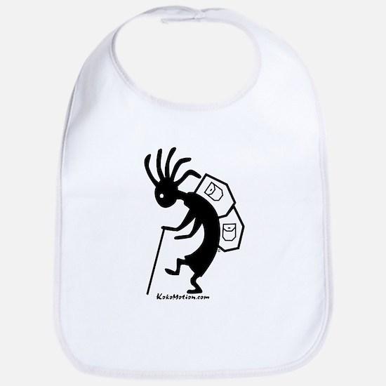 Kokopelli Backpacker Bib